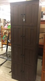 Eight Door Cabinet (New) in Fort Leonard Wood, Missouri