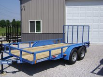 Trailers by Rising Star Starting @ in Fort Campbell, Kentucky