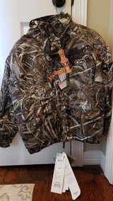 Youth size 14 NWT wader coat in Kingwood, Texas