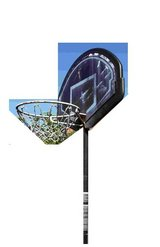 basketball stand for free in Stuttgart, GE