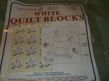 pk of 6 quilt blocks deer in Alamogordo, New Mexico