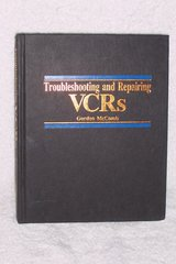 VCR Repair Book in Alamogordo, New Mexico
