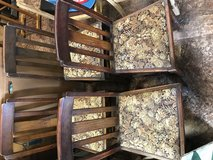 4 Matching antique Chairs in Fort Polk, Louisiana