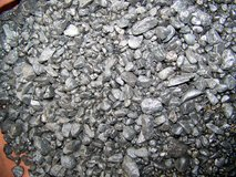 Glossy Black Aquarium Gravel, 10+ Pounds in Alamogordo, New Mexico
