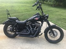 2015 Harley Davidson Street Bob 2400 miles 4000 in extras in Clarksville, Tennessee