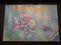 Game: Der Regenbogenfisch from Ravensburger in Ramstein, Germany