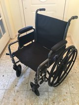 Medline wheelchair in Kingwood, Texas