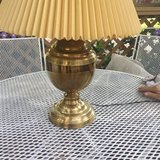 "24"" Brass lamp in Cleveland, Texas"
