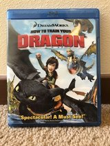 How To Train Your Dragon in Fort Lewis, Washington