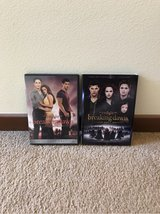 Breaking Dawn Part 1 and 2 in Fort Lewis, Washington