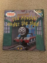 Thomas & Friends - The Monster under the shed book in Camp Lejeune, North Carolina
