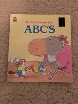 Richard Scarry's ABC'S in Camp Lejeune, North Carolina