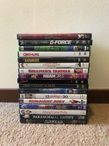 Misc Dvd Movies in Fort Lewis, Washington