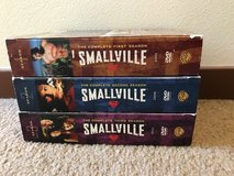 Smallville Dvd Sets in Fort Lewis, Washington