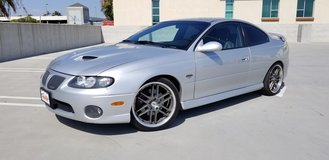 2006 gto in San Diego, California