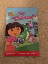 Dora the Explora - Say Cheese book in Camp Lejeune, North Carolina