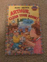 Arthur, Clean Your Room! book in Camp Lejeune, North Carolina