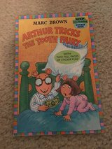 Arthur Tricks the Tooth Fairy book in Camp Lejeune, North Carolina