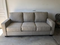 Queen Sleeper sofa like brand new in Naperville, Illinois