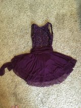 Girls solo dance costume in Conroe, Texas