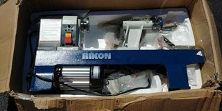 Rikon Lathe and stand in Joliet, Illinois