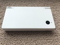 Nintendo DSi collector white and 11 games in Okinawa, Japan