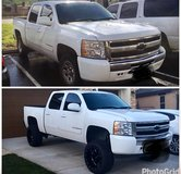 2011 Silverado in Camp Pendleton, California