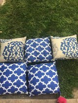 Throw pillows in Fort Irwin, California