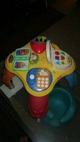Fisher Price Infant/Toddler Activity Table in Alamogordo, New Mexico