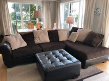 Sectional and Love Chair in Cambridge, UK