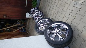 Alloy Tech Wheels in Grafenwoehr, GE