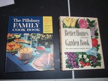 Vtg Gardening/Cookbook Lot in Warner Robins, Georgia