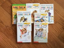 Amber Brown chapter books set in New Lenox, Illinois