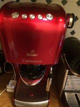 Tchibo coffee maker with pods in Stuttgart, GE