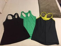 medium athletic tops, new in Savannah, Georgia