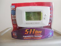 5-1-1 Day Honeywell Programmable Thermostat - Never Installed in Sandwich, Illinois