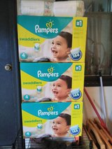Pampers Swaddlers size 4 in Macon, Georgia
