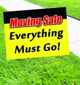 Moving sale in Travis AFB, California