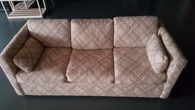MINT CONDITION SOFA BED in Naperville, Illinois