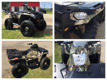 Polaris Sportsman EFI  570- 2015 in Fort Rucker, Alabama