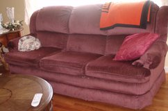 Couch/Sleeper Sofa (Queen) in Camp Lejeune, North Carolina