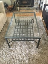 Glass Top Coffee Table & Side Table in Oceanside, California