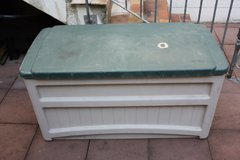 Large Patio/Deck Storage Box in Ramstein, Germany