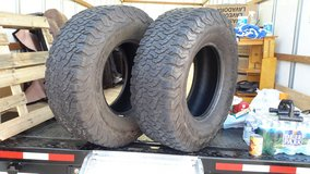 BF GOODRICH BAJA Champion tires 315-70-17  nice 70% tread in Shreveport, Louisiana