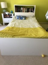 ikea twin bed in St. Charles, Illinois