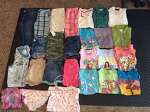 Girls size 10/12 spring/summer clothing in Warner Robins, Georgia