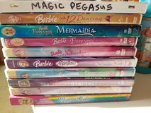 Barbie dvds in Naperville, Illinois