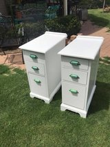 Pair of Side Tables in Alamogordo, New Mexico