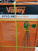 Windmill in Yucca Valley, California