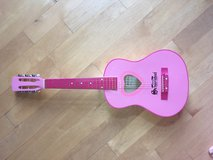 Girls' Pink Schoenhut Guitar with Black Carrying/Storage Case in Naperville, Illinois
